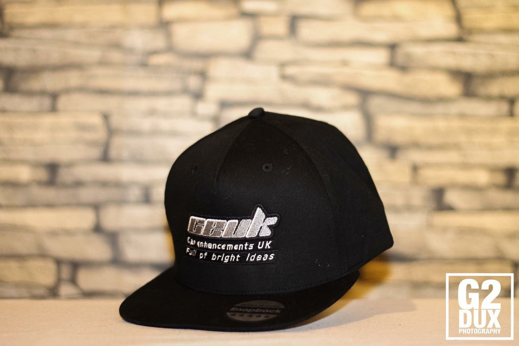 CEUK Official Snap Back - Black - Car Enhancements UK