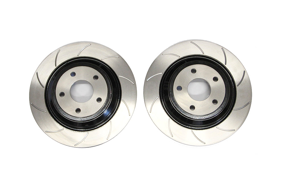 Auto Specialists 'Club Sport' rear discs for Focus RS MK3 - Car Enhancements UK