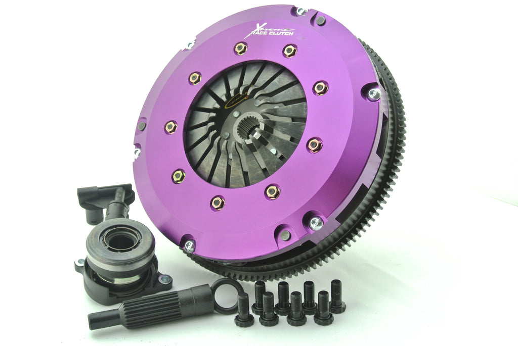 Xtreme Clutch - Single Rigid Solid Organic Fiesta ST180 KFD24639-1G - Car Enhancements UK