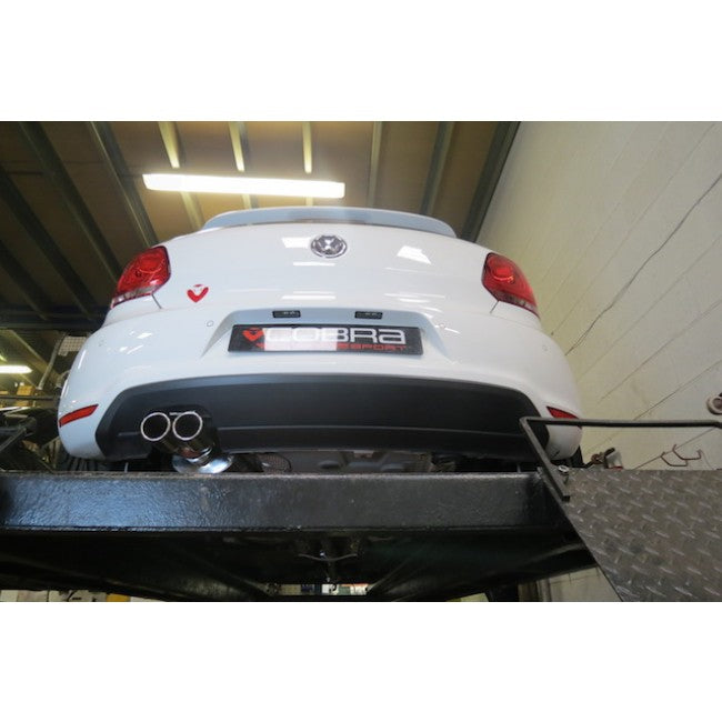 Cobra Sport - Polo MK6 1.4TSI - Cat Back Exhaust Resonated - Car Enhancements UK