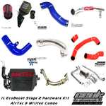 Fiesta 1.0 EcoBoost Stage 2 Full Hardware Setup - AirTec/Milltek Combo - Car Enhancements UK