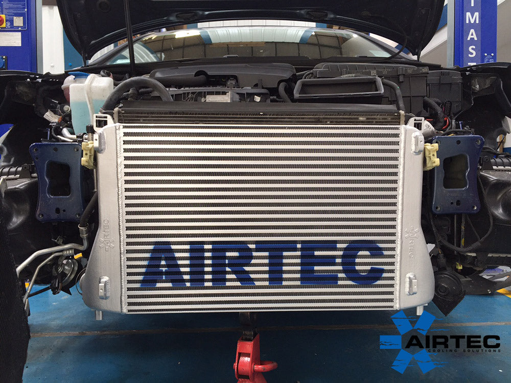 AIRTEC Intercooler Upgrade for MQB (VW / Seat / Skoda / Audi) - Car Enhancements UK