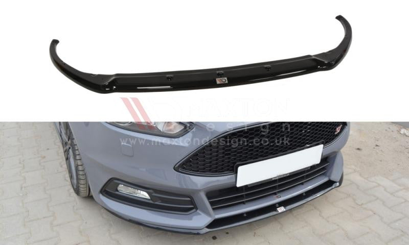 FRONT SPLITTER FOCUS ST MK3 CUPRA FACELIFT MODEL