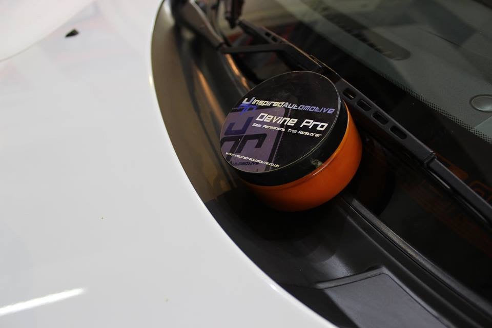 Devine Pro, Semi Permanent Trim Restorer - Car Enhancements UK
