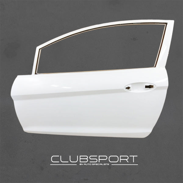 Clubsport by AutoSpecialists Lightweight Composite Doors (PAIR) for Fiesta Mk7 incl. ST180 - Car Enhancements UK