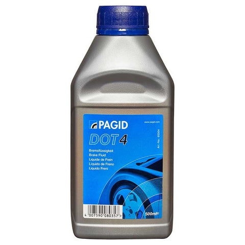 Pagid Brake Fluid 500ml - Car Enhancements UK