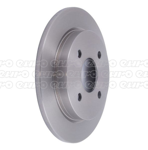 Fiesta MK7 St180/200 - Drive Master Rear Brake Disc - Car Enhancements UK