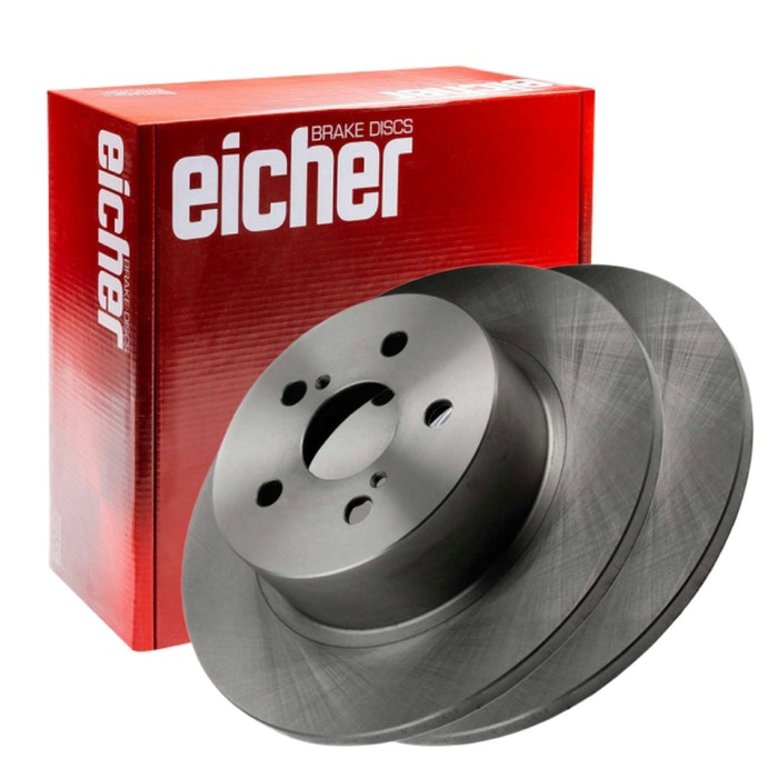 Eicher Brake Discs - MK7 Golf R