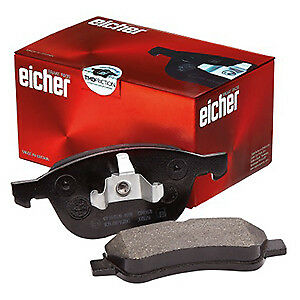 MK7 Golf R - Eicher Brake Pads
