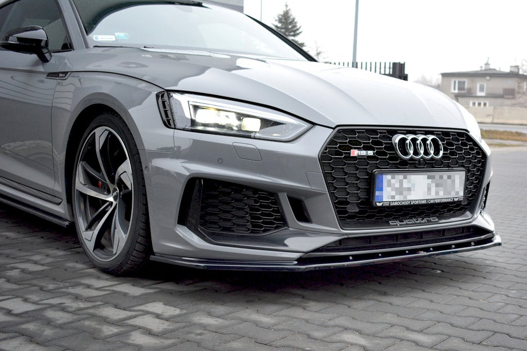 FRONT SPLITTER V.1 AUDI RS5 F5 COUPE / SPORTBACK - Car Enhancements UK