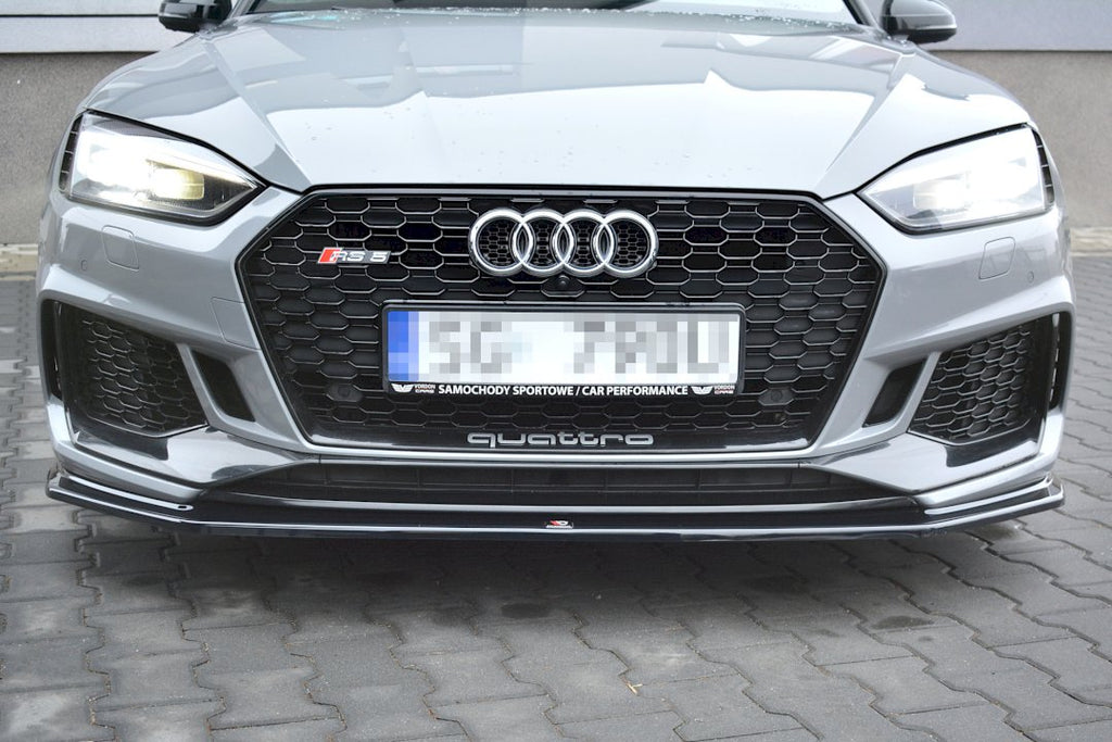 FRONT SPLITTER V.2 AUDI RS5 F5 COUPE / SPORTBACK - Car Enhancements UK