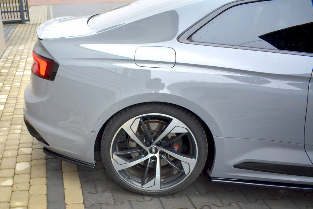 REAR SIDE SPLITTERS AUDI RS5 F5 COUPE - Car Enhancements UK