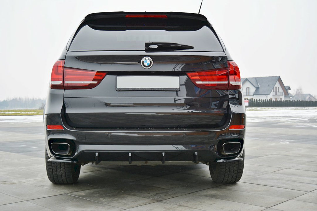 REAR SIDE SPLITTERS BMW X5 F15 M50D (2014-2018)