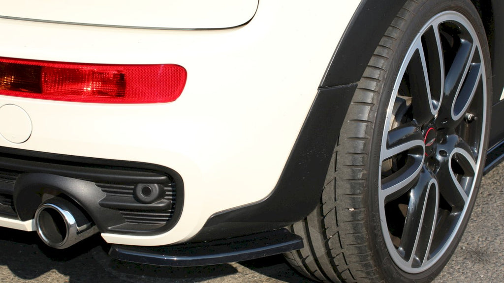 REAR SIDE SPLITTERS MINI CLUBMAN S MK2 (F54) JCW (2015-2019)