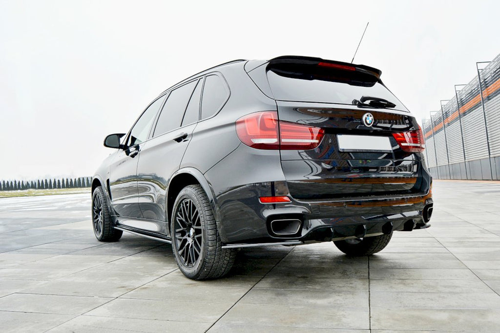 SIDE SKIRTS SPLITTERS BMW X5 F15 M50D (2014-2018)