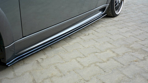 SIDE SKIRTS DIFFUSERS MINI COOPER R53 S JCW (2003-2006) - Car Enhancements UK
