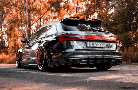 SPOILER AUDI S6 C7 AVANT (2015-UP) - Car Enhancements UK