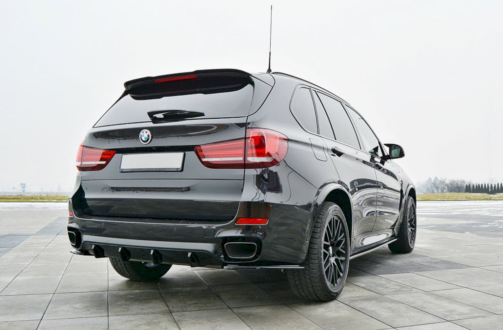 SPOILER EXTENSION CAP BMW X5 F15 M50D (2014-2018)