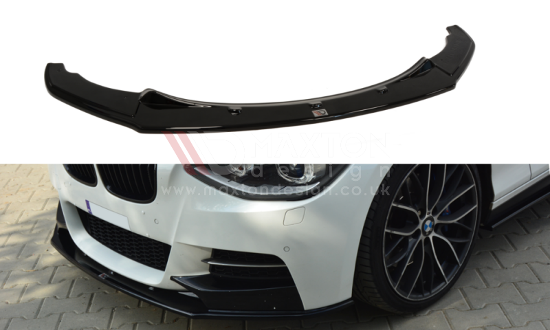 FRONT SPLITTER BMW 1 F20/F21 M-POWER (PREFACE) - Car Enhancements UK