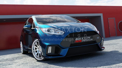 FRONT BUMPER FIESTA MK7 FACELIFT (FOCUS RS 2015 LOOK)
