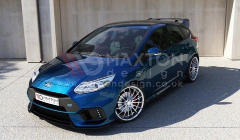 FRONT BUMPER FORD FOCUS MK3 PREFACE (FOCUS RS 2015 LOOK) - Car Enhancements UK