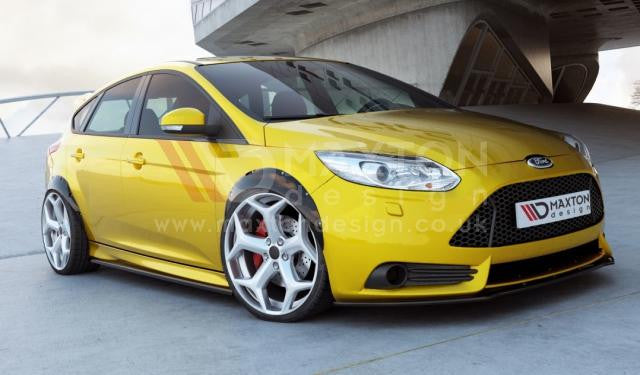 FENDERS EXTENSION FOCUS ST MK3 PREFACE MODEL - Car Enhancements UK