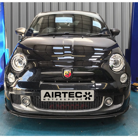 AIRTEC FIAT 595 ABARTH 60MM CORE INTERCOOLER UPGRADE (AUTOMATIC GEARBOX) - Car Enhancements UK