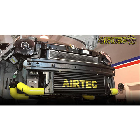 AIRTEC FIAT 500 ABARTH 60MM CORE INTERCOOLER UPGRADE - Car Enhancements UK