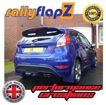 Ford Fiesta ST180 (ST Mk7.5) Rally Flapz - Car Enhancements UK