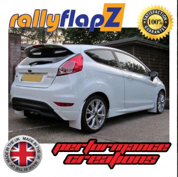 RallyflapZ to fit FORD FIESTA 2013 on (Including Zetec S) - Car Enhancements UK