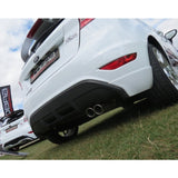 Ford Fiesta MK7 (Zetec) - Cobra Cat Back System (Non-Flex Type) - Car Enhancements UK