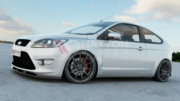 FRONT SPLITTER FORD FOCUS II ST FACELIFT