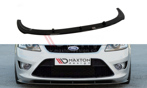 FRONT SPLITTER FORD FOCUS II ST FACELIFT - Car Enhancements UK