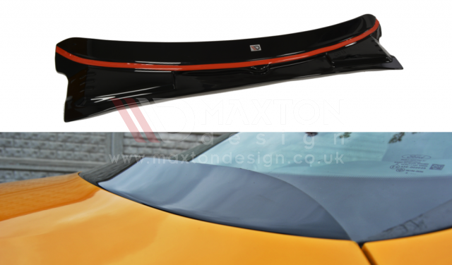 BONNET EXTENSION FORD FOCUS MK3 PREFACE - Car Enhancements UK