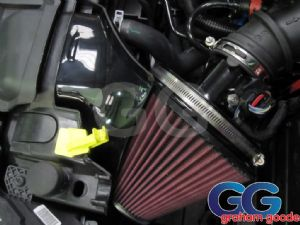 "Fiesta ST 180 EcoBoost Turbo DAIS ""Direct Air Induction System"" GGF5000 - Car Enhancements UK"