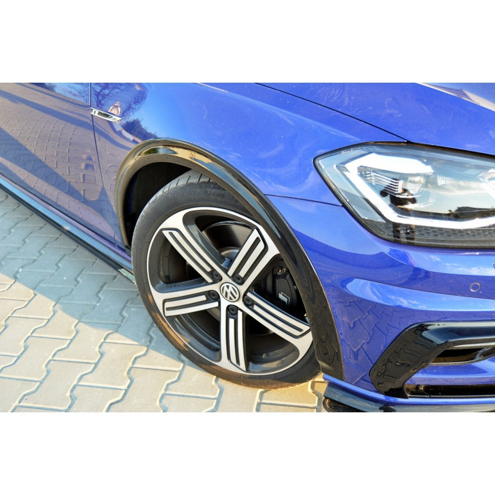 FENDERS EXTENSION VW GOLF MK7 R (FACELIFT) - Car Enhancements UK