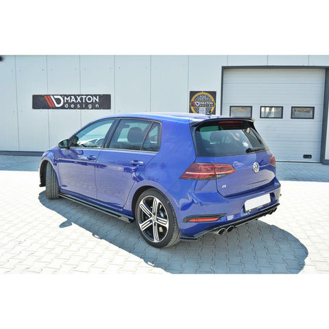 SIDE SKIRTS DIFFUSERS VW GOLF MK7 R (FACELIFT) - Car Enhancements UK