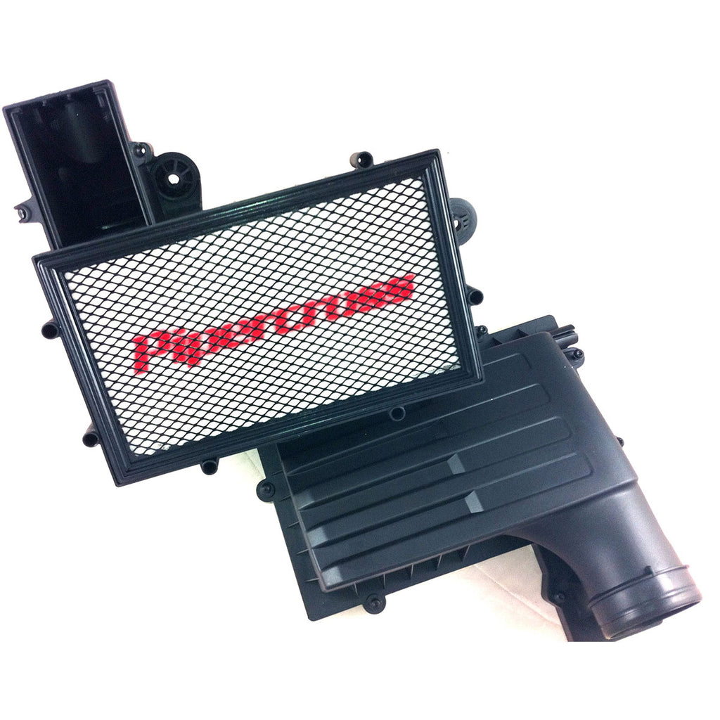 Pipercross - Rectangle Performance Panel Filter - MQB (VW/Audi/Seat/Skoda)
