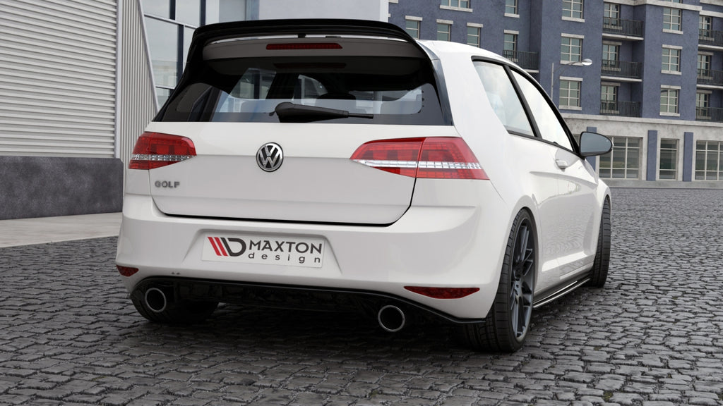 Spoiler Cap VW GOLF MK7 Pre Facelift GTI Clubsport (2012 - 2017) - Car Enhancements UK