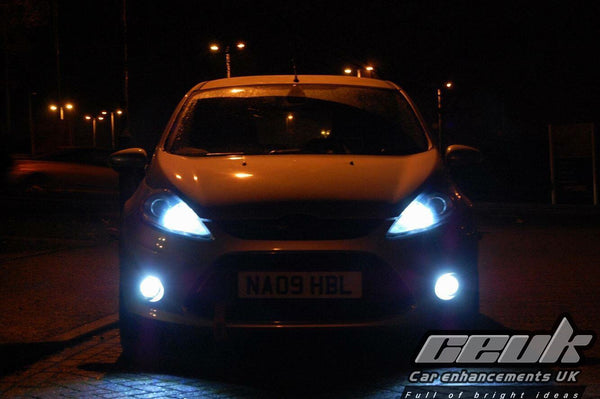 BriteVue H11 Fog Light Upgrade - Car Enhancements UK