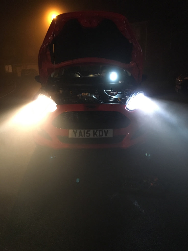 IllumiNite H15 DRL / Main Beam Upgrade Ice White - Car Enhancements UK
