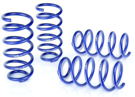 Fiesta ST 2013 H&R Springs - Car Enhancements UK