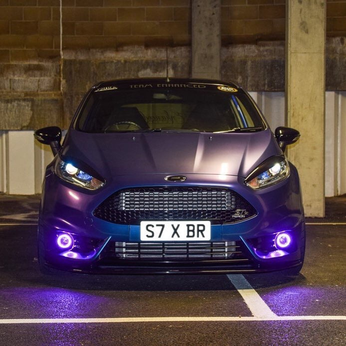 Bluetooth Rgb Halos Car Enhancements Uk