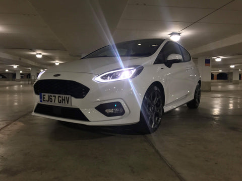 MK8 Fiesta Full Upgrade Kit