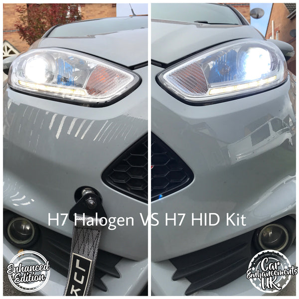 #Enhanced Edition H7 HID Kit