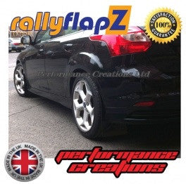 Ford Focus ST ST250 (Facelift & Pre-facelift) Rally Flapz - Car Enhancements UK