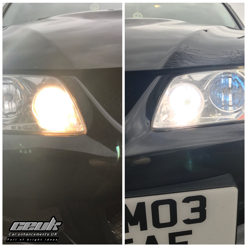 IllumiNite 9006/HB4 Ice White Upgrade - Car Enhancements UK