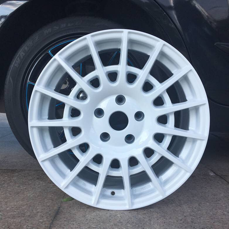 Calibre Load Rated wheel deposit - Car Enhancements UK