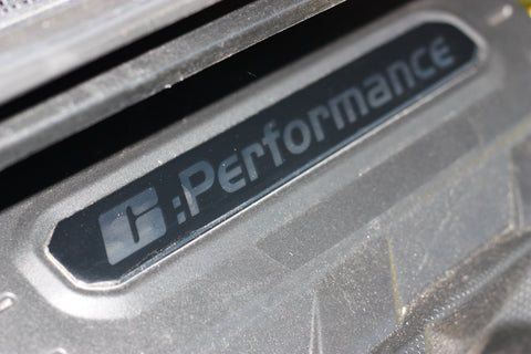 C:Performance Gel Overlay for MK8 Fiesta ST & mk2 puma st Engine Cover - Car Enhancements UK