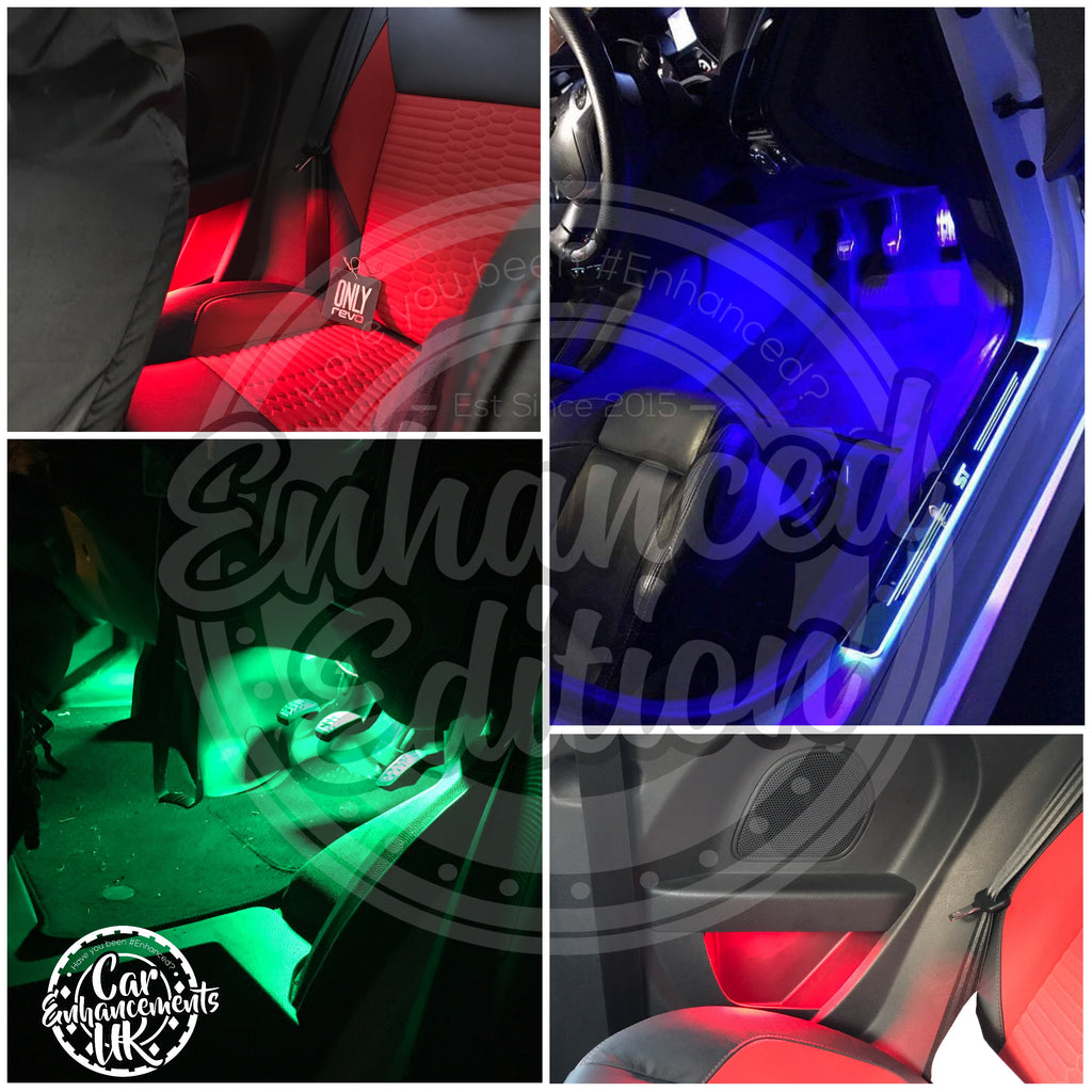 #Enhanced Permanent Footwell Kit - Car Enhancements UK
